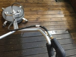 Decking Cleaning Coventry
