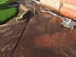 Patio Pressure Washing Coventry