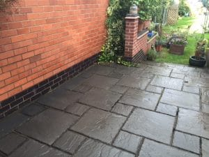 Patio Restoration Coventry