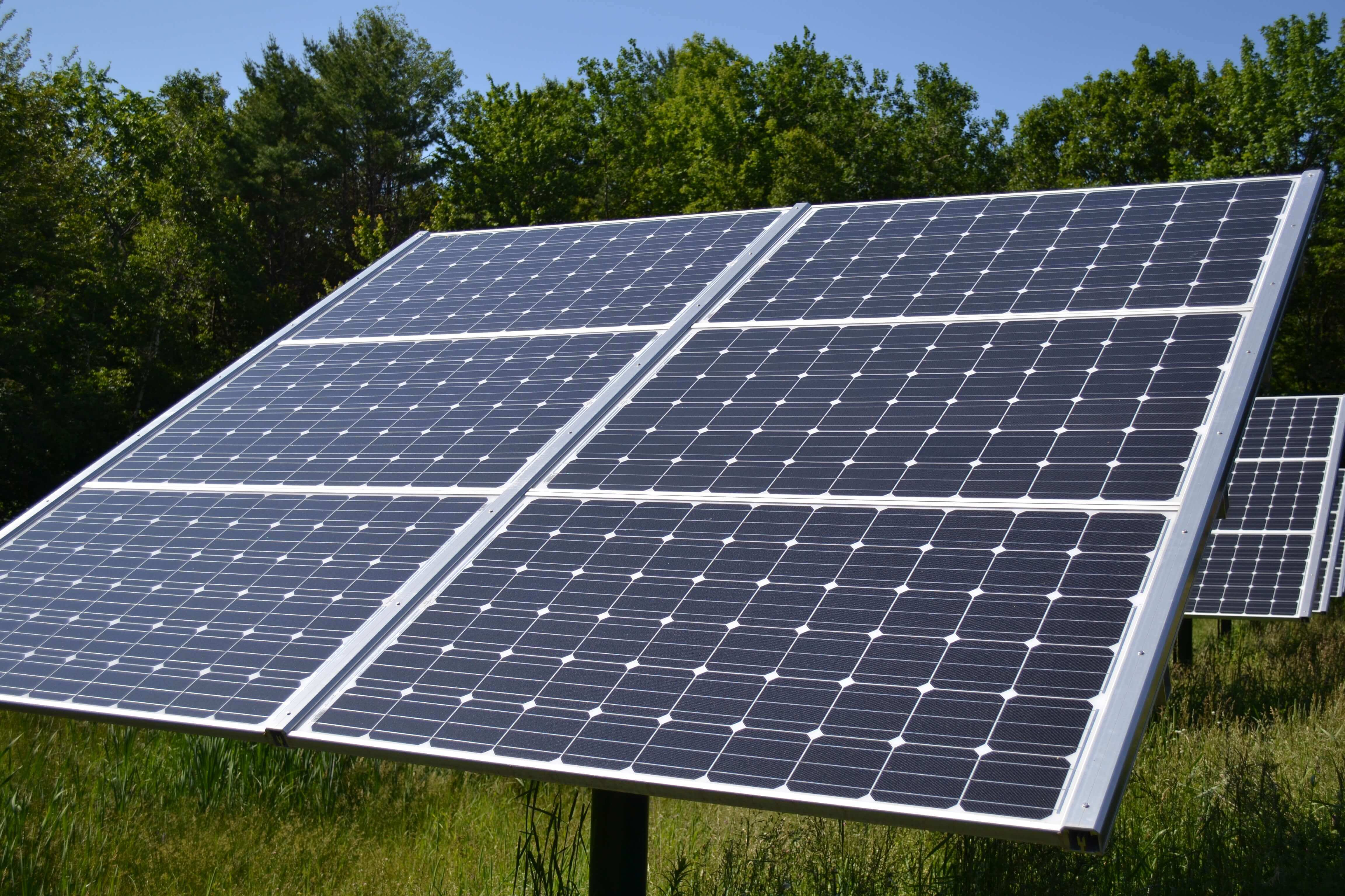 Solar Panel Cleaners Coventry